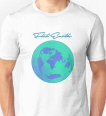 Flat Earth Unisex T-Shirt