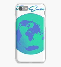 Flat Earth iPhone Case/Skin