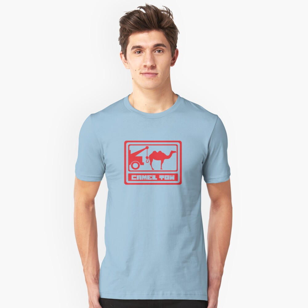 Camel Tow Slim Fit T-Shirt