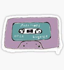 After Laughter Mixtape Sticker
