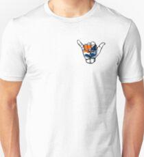 Sky Blue Shaka Unisex T-Shirt