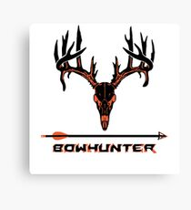 Bow Hunter  Canvas Print