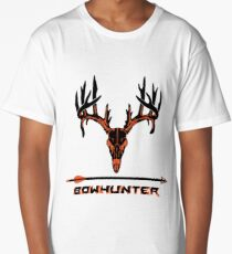 Bow Hunter  Long T-Shirt