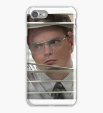 Dwight from The Office iPhone Case/Skin