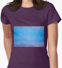 Angular Reflection Womens Fitted T-Shirt