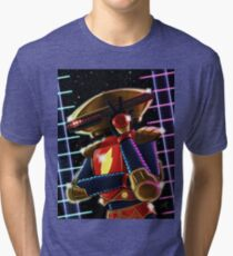 Alpha 5unk! Tri-blend T-Shirt