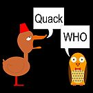 Quack Who by beerman70