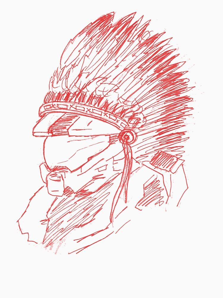 Der Master Chief - Rot von dillonchr