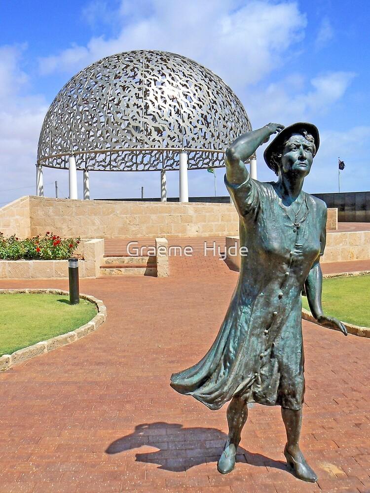 HMAS Sydney II Memorial by Graeme  Hyde