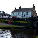 The Bridge Inn by Tom Gomez
