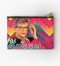 Yas to the Queen Jessica Fletcher Studio Pouch