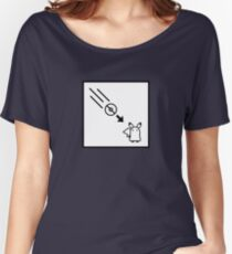 Portal Pokemon Mashup Women's Relaxed Fit T-Shirt