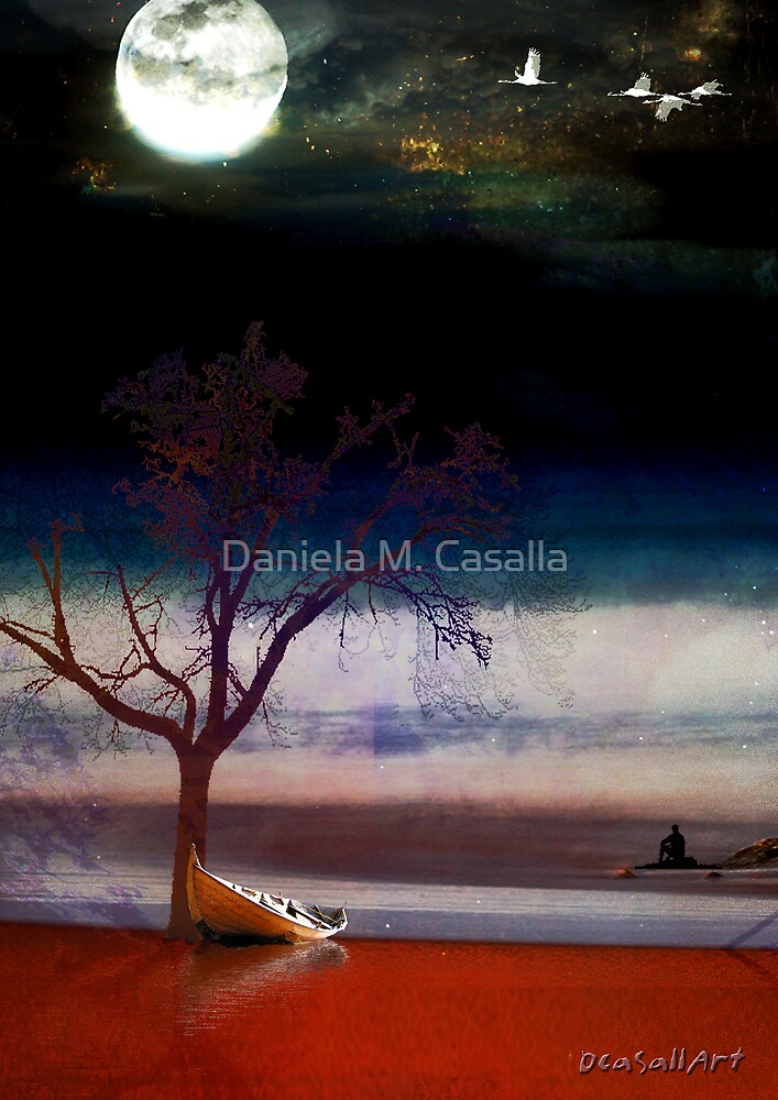 A place in the world by Daniela M. Casalla