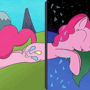 Pinkie Pie 4th Wall (From Equestria To Space... (Beyond the 4th Wall)) by DarkSatanicorn