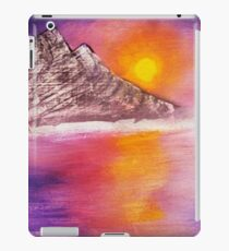 Raw Sunset iPad Case/Skin