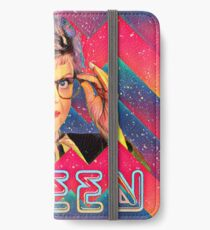 Yas to the Queen Jessica Fletcher iPhone Wallet/Case/Skin