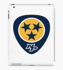 Nashville Predators Guitar Pick with Tri-Star iPad Case/Skin