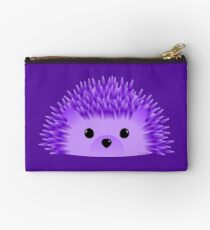 Redgy, the Hedgehog Studio Pouch