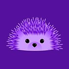 Redgy, the Hedgehog by ArtwithDog