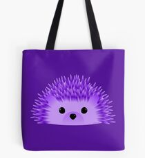Redgy, the Hedgehog Tote Bag