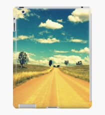 Dirty Back Road iPad Case/Skin