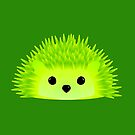 Vedgy Hedgehog by ArtwithDog