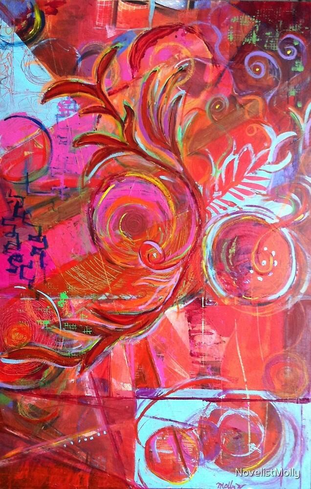 Geomagentia in Bloom by NovelistMolly