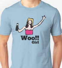 Woo!! Girl Unisex T-Shirt