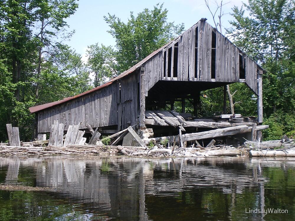 The Sawmill by LindsayWalton