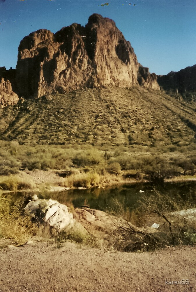 Salt River Mesa, Arizona by karen66