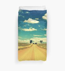 Dirty Back Road Duvet Cover