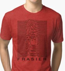 Frasier Pleasures Tri-blend T-Shirt