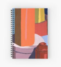 Colorful Still Life Spiral Notebook