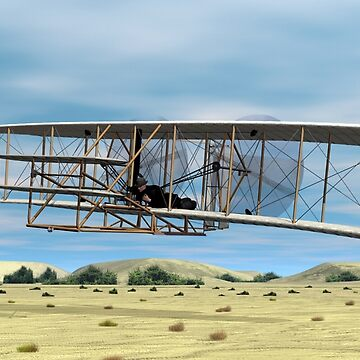 Wright Flyer by Skyviper