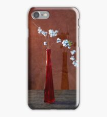 Still life with snow melon iPhone Case/Skin