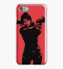 Claire Redfield Resident Evil 2 iPhone Case/Skin