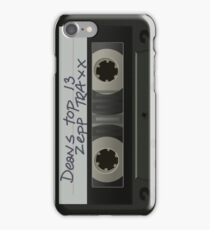 Dean's Top 13 Zepp Traxx iPhone Case/Skin