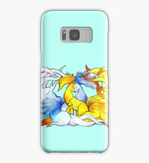Nine Tails Times Two Samsung Galaxy Case/Skin
