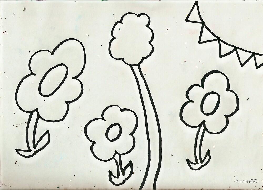 Flowers by karen66
