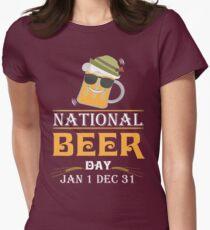 National Beer Day Jan 1 Dec 31 t-Shirt T-Shirt