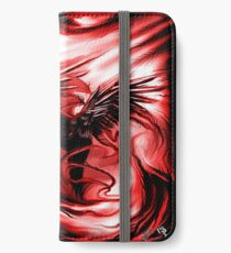 Creature of the night - In the depths of Darkness iPhone Wallet