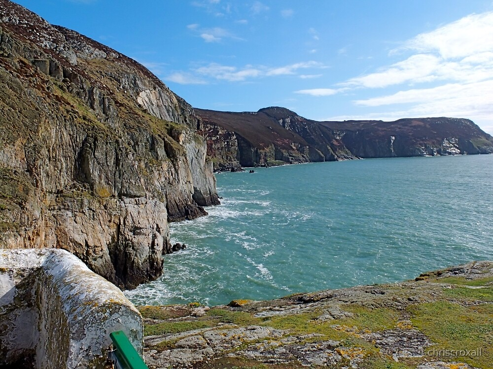 Rugged Anglesey by chriscroxall