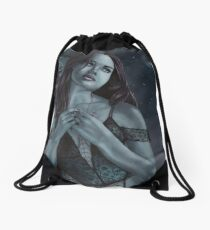 Heartless Drawstring Bag