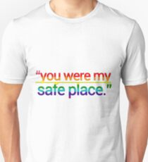 Safe Place - Root and Shaw Unisex T-Shirt