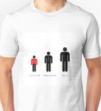 Flight of the Conchords (Bret, Murray, Jemaine) Unisex T-Shirt