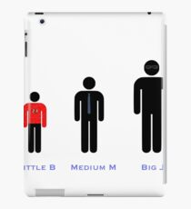 Flight of the Conchords (Bret, Murray, Jemaine) iPad Case/Skin