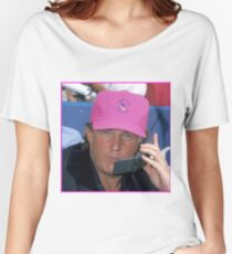Donald Trump Retro Women's Relaxed Fit T-Shirt
