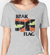Brak Flag Women's Relaxed Fit T-Shirt