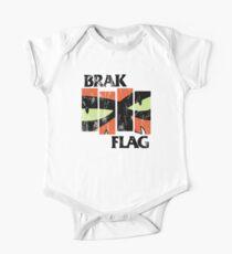 Brak Flag One Piece - Short Sleeve