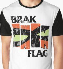 Brak Flag Graphic T-Shirt